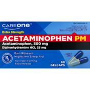 CareOne Acetaminophen PM