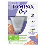 Tampax Menstrual Regular Flow With Carrying Case