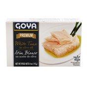 Goya Premium White Tuna, in Olive Oil