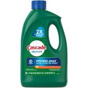Cascade Complete Gel Dishwasher Detergent, Citrus Breeze Scent