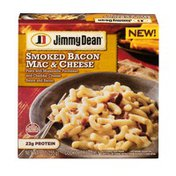 Jimmy Dean Smoked Bacon Mac & Cheese