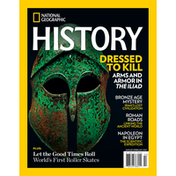 National Geographic Magazine, Dressed to Kill, January/February 2021
