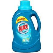 Ajax 39 Loads Bonus Laundry Detergent
