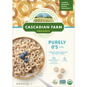Cascadian Farm Organic Purely O's Cereal