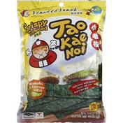Tao Kae Noi Seaweed, Crispy, Wasabi Flavor