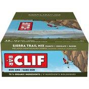 CLIF Bar Sierra Trail Mix Energy Bars