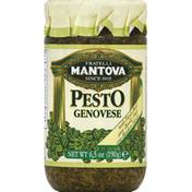 Mantova Pesto, Genovese