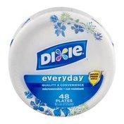 "Dixie 6 7/8"" Plate"