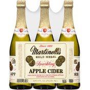 Martinelli's Gold Medal® Apple Sparkling Cider