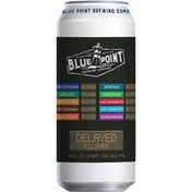 Blue Point Brewing Company Delayed Pilsner