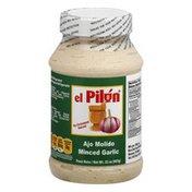 El Pilon Minced Garlic
