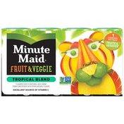 Minute Maid Tropical Blend Fruit & Veggie Juice Drink