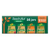Beech-Nut Fruits & Vegetable, Stage 1 (From About 4 Months), Variety Pack