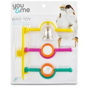 You & Me Spinning Perch Bird Toy