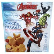 Golden Platter Chicken Nuggets, Marvel Avengers