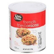 Shurfine French Fried Onions