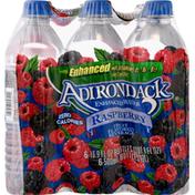 Adirondack Enhanced Water, Raspberry