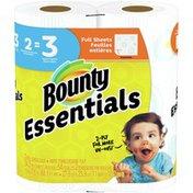Bounty Essentials Paper Towels, Print