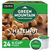 Green Mountain Coffee Roasters Hazelnut K-Cup Pods