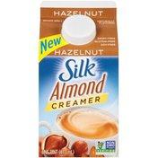 Silk Hazelnut Almond Creamer