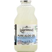 Lakewood Juice, Organic, Pure Aloe Gel