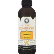 GTs Kombucha, Classic, Lemonade