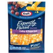 Kraft Colby & Pepper Jack Marbled Cheese Snacks