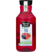 Minute Maid Light Fruit Drink Watermelon on Blueberry