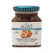 Casa Giulia Fruit Spread, Apricot with Agave Syrup