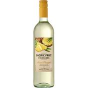 Pacific Fruit Vineyards Sweet Pineapple Wine