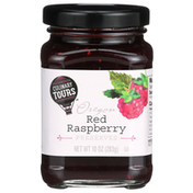 Culinary Tours Oregon Red Raspberry Preserves