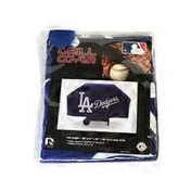 Rico Industries MLB Los Angeles Dodgers Economy Barbeque Grill Cover