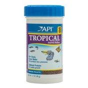 API Mini Pellets for Small Tropical Fish