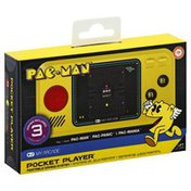 My Arcade Portable Gaming System, Pac-Man