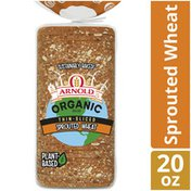 Arnold Organic Thin-sliced Sprouted Wheat Bread