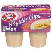 Shurfine Vanilla Pudding Cups