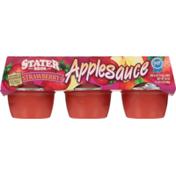Stater Bros. Markets Strawberry Applesauce