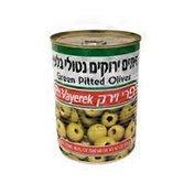 Pri Vayerek Green Pitted Olives