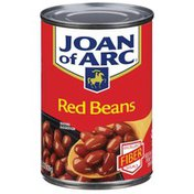 Joan of Arc Red Beans