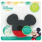 Disney Baby Bath Scrubby, Mickey Mouse, Silicon