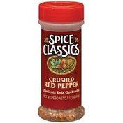 Spice Classics Crushed Red Pepper