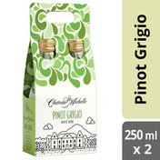 Chateau Ste. Michelle Pinot Grigio White Wine 2-pack Aluminum Bottle