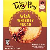 Sara's Tipsy Pies Pie, Irish Whiskey, Pecan
