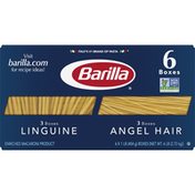 Barilla Linguine/Angel Hair