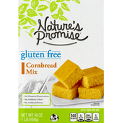 Nature's Promise Cornbread Mix, Gluten Free