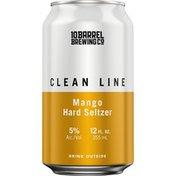 10 Barrel Brewing Co. Clean Line Mango Hard Seltzer