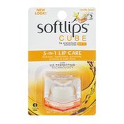 Softlips Lip Protectant Sunscreen Cube Vanilla Bean