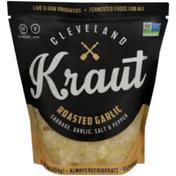 Cleveland Kraut Roasted Garlic, Cabbage, Garlic, Salt & Pepper