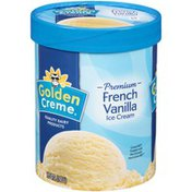 Golden Creme Premium French Vanilla Ice Cream