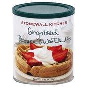 Stonewall Kitchen Pancake & Waffle Mix, Gingerbread